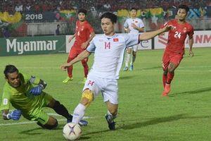 Những ngôi sao lượt 4 vòng bảng AFF Cup: Không cầu thủ Việt Nam nào được 'xếp mâm'