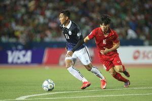 'Messi Campuchia' đòi sút tung lưới tuyển Việt Nam tại sân Hàng Đẫy