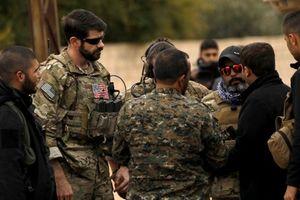 Mỹ lập đồn tại Bắc Syria: Thổ Nhĩ Kỳ bị kìm chân