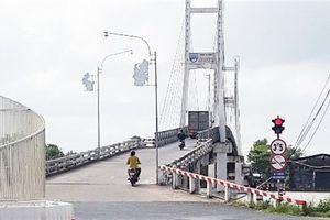 Cầu Rạch Ráng thu phí theo 'tuổi thọ' cầu