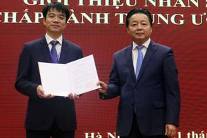 Trao quyết định nhân sự của Ban Bí thư Trung ương Đảng
