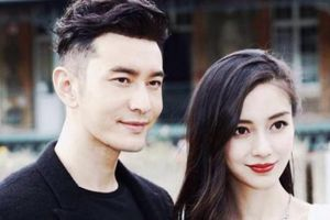 Angela Baby hành động bất ngờ giữa tin đồn ly hôn Huỳnh Hiểu Minh