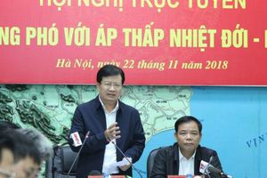 Bão số 9 sẽ gây mưa cực lớn ở Nam Trung Bộ