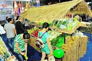 Khai mạc Tuần lễ sản phẩm doanh nghiệp TPHCM tại Việt Market