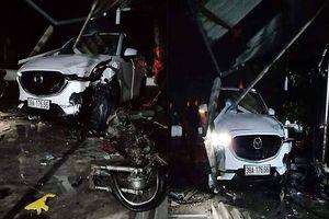 Phó phòng tài nguyên môi trường lái ô tô gây tai nạn chết người