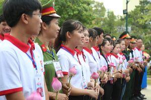 Khai mạc liên hoan Bí thư Chi đoàn giỏi cụm miền Đông Nam bộ năm 2018