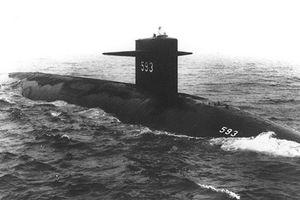 Điểm mặt những tàu ngầm hạt nhân mãi mãi nằm lại dưới đáy biển