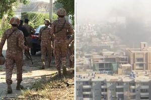 Đấu súng tại Lãnh sự quán Trung Quốc ở Pakistan, nhiều thương vong