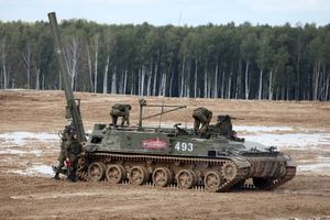 Nỗi khiếp sợ của phương Tây về súng cối M-240 Tyulpan của Nga