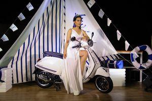 Piaggio Việt Nam 'khoe' loạt phiên bản Vespa đặc biệt 2018 đầy cá tính
