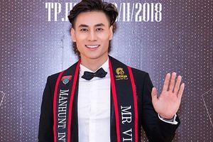 Siêu mẫu Mai Tuấn Anh được cấp phép dự thi Manhunt 2018