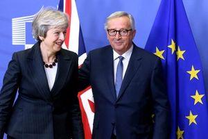 Anh và EU thống nhất dự thảo thỏa thuận Brexit