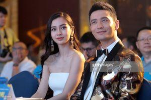 Giữa tin đồn ly hôn Huỳnh Hiểu Minh, Angelababy đăng ảnh đầy ẩn ý