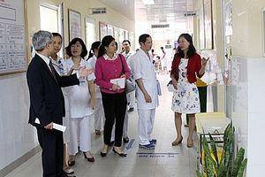Tăng cường thực hiện quản lý chất thải và thực hiện cơ sở y tế xanh - sạch - đẹp