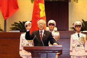 Việc bầu Tổng Bí thư làm Chủ tịch nước diễn ra khách quan, dân chủ