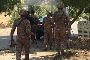 Khủng bố tấn công lãnh sự quán Trung Quốc ở Pakistan