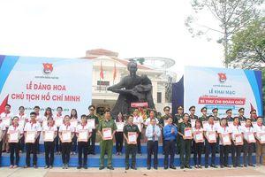 Khai mạc Liên hoan Bí thư Chi đoàn giỏi cụm Đông Nam Bộ lần thứ nhất