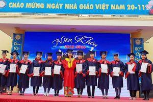 1.100 học viên Trường cao đẳng Du lịch Hải Phòng bước vào năm học mới