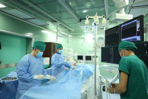 BVĐK Sóc Trăng chính thức có Phòng thông tim can thiệp