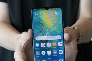3 chi tiết 'khủng' trên Huawei Mate 20 khiến người dùng thích thú