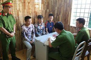 Khởi tố nhóm đối tượng từ Hà Nội vào Đắk Nông cho vay nặng lãi 365%/năm