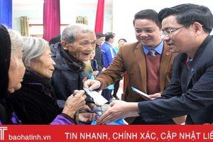 Hà Tĩnh thiết thực tổ chức 'Tết vì người nghèo và nạn nhân da cam'
