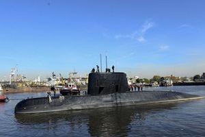 Argentina tái điều tra vụ tàu ngầm ARA San Juan