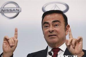 Nissan quyết định bãi nhiệm Chủ tịch Ghosn sau gần 20 năm lãnh đạo