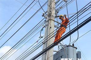 Điện lực miền Nam chuẩn bị sẵn sàng ứng phó áp thấp nhiệt đới