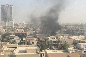 Nhóm ly khai tấn công Lãnh sự quán Trung Quốc tại Karachi, Pakistan