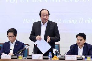 Thủ tướng 'đốc thúc' Hà Nội xử dứt điểm các vụ sai phạm trong quản lý đất đai