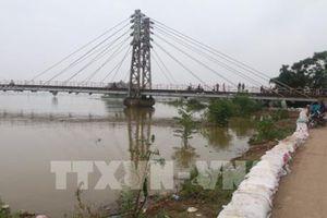 Đẩy nhanh dự án cải tạo sông Tích và hệ thống tiêu nước phía Tây Hà Nội