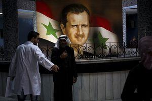Mỹ không muốn thay đổi chế độ tại Syria