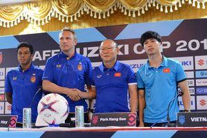 HLV Park Hang Seo cho rằng HLV Myanmar nên xem lại bản thân trước khi chỉ trích người khác