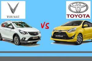 VinFast Fadil có đủ sức cạnh tranh với Toyota Wigo, Hyundai i10?