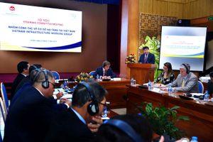 Ra mắt nhóm Công tác cơ sở hạ tầng (IWG)