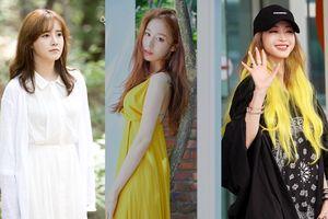 Ký hợp đồng với công ty mới, Ji Yeon (T-ARA) về một nhà cùng Goo Hye Sun và Han Ye Seul
