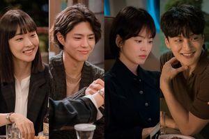 'Encounter': Bản đồ các mối quan hệ các nhân vật bên cạnh Song Hye Kyo và Park Bo Gum