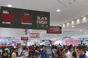 Nhiều chị em nói 'không' với ngày khuyến mại sập sàn Black Friday