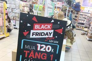 Black Friday: Săn hàng ngoại giá rẻ và chất lượng