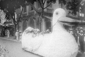 Ảnh lạ về Ngày đình chiến ở Hà Nội năm 1923