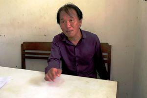 Người đàn ông Hàn Quốc dùng dao kề cổ cướp tài sản tài xế taxi