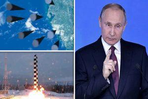 Ông Putin gửi thông điệp ớn lạnh tới 'những nước muốn tiêu diệt Nga'