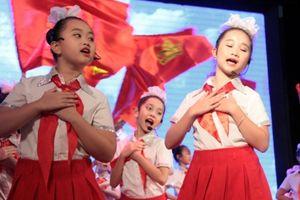 Những 'cánh én hồng' vun đắp ước mơ xanh:Bài 5: Tổng phụ trách Đội của học sinh Ba Trại