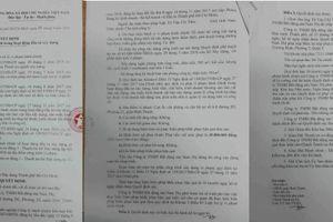 Công ty Nam Thị bị tố bán một căn hộ cho nhiều người: Chính phủ yêu cầu Bộ Công an kiểm tra, xác minh