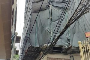 Phường Phan Chu Trinh: Tòa nhà 9 tầng 'sừng sững' mọc giữa lòng phố Cổ