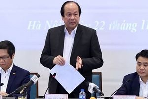 Thủ tướng lưu ý Hà Nội thực hiện 9 công việc trọng tâm