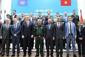 Việt Nam tăng cường tham gia hoạt động gìn giữ hòa bình LHQ