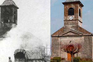 Thế chiến I: Những bức ảnh xưa và nay