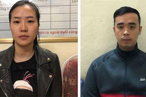Cặp vợ chồng hờ điều hành đường dây ma túy từ Canada về Hải Phòng